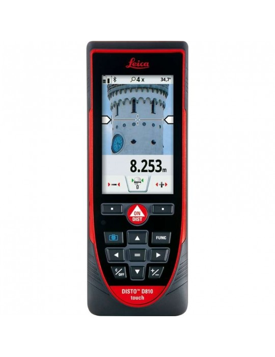Leica DISTO™ D810 touch Laser distance meter