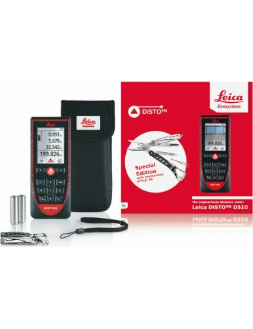 Laser Αποστασιόμετρο Leica DISTO™ 510 Special Edition with Leatherman STYLE PS
