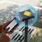 Hi-Target Qbox Δέκτης GNSS