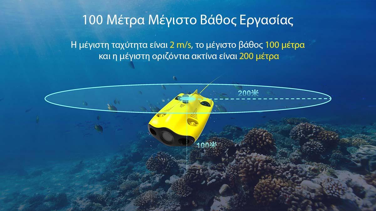 Gladius Mini S 100 meters