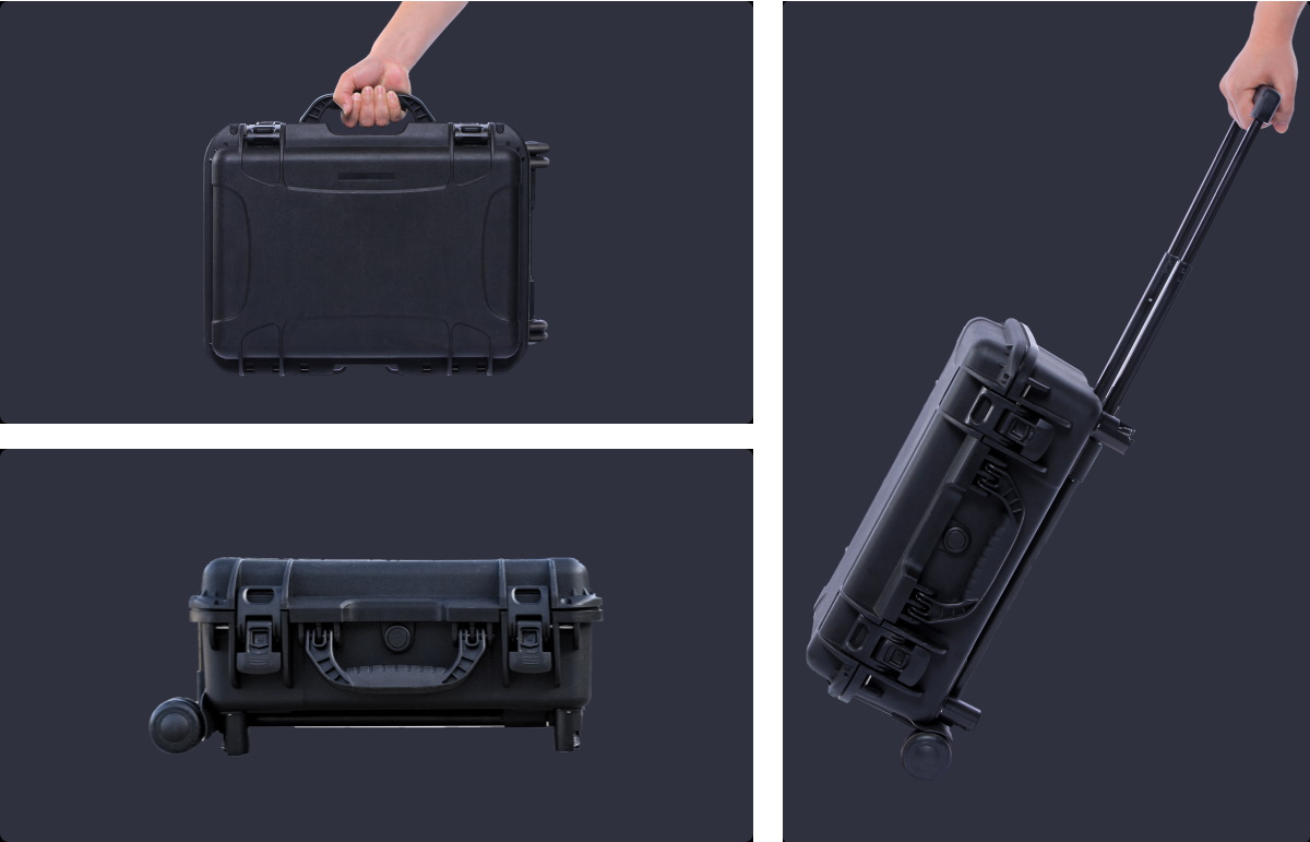 chasing control console foldable