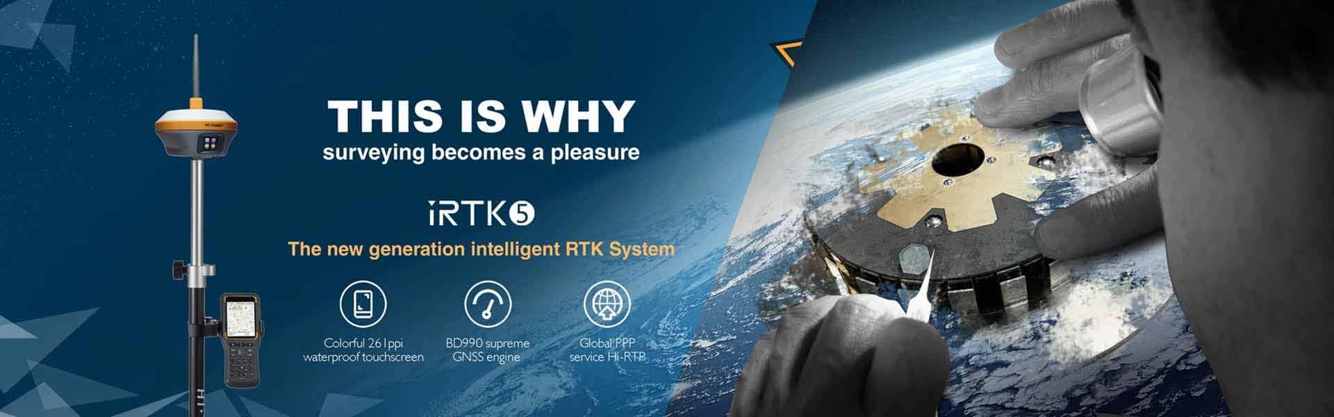 Hi-Target iRTK5 GNSS
