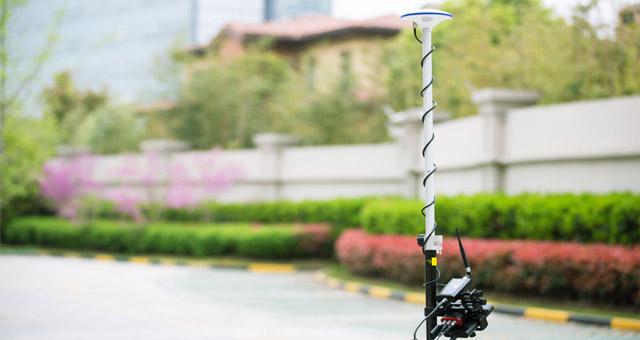 David GNSS UHF rover